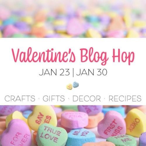 Valentines Blog Hop Logo
